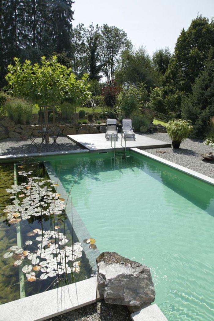 17 meilleures id es propos de piscines sur pinterest for Piscine eco