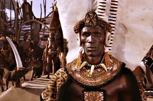 """18-15n-77-30w: """" The Zulu King, Shaka Kasenzangakhona """""""