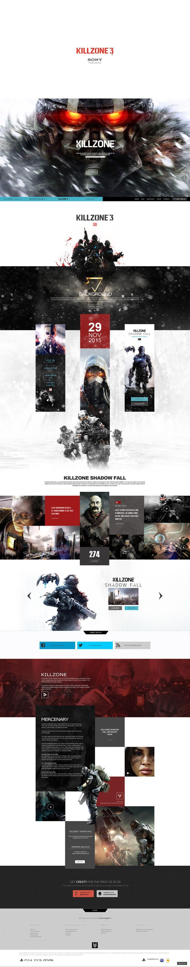 查看《killzone 页面设计》原图,原图尺寸:1536x7817