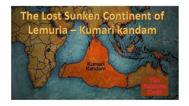 AWAKENING FOR ALL: The Lost Continent of Lemuria - Kumari Kandam