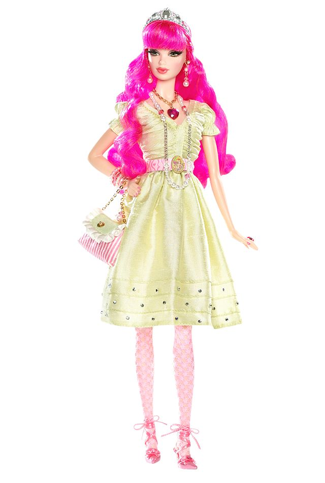 Tarina Tarantino Barbie Doll | Barbie Collector..Top 5 list..Have to say at least # 3 or 4..Yes Yes Yes