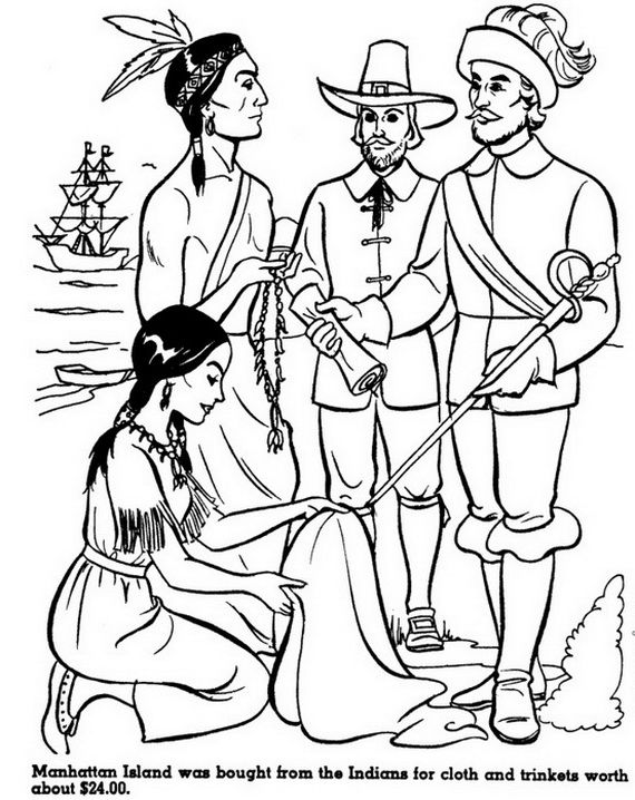 122 best coloring pages images on Pinterest Columbus day