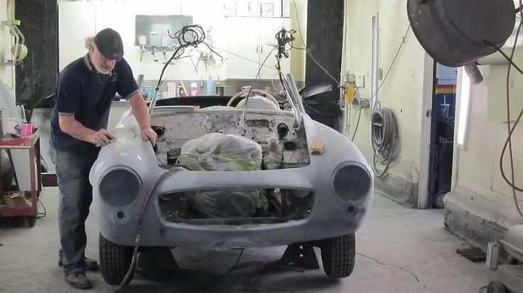 Silver Star Restorations Mercedes Benz Specialist W121 190