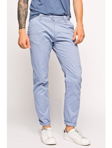 Spodnie m�skie - Lee Cooper - Spodnie Owen Muslera Blue