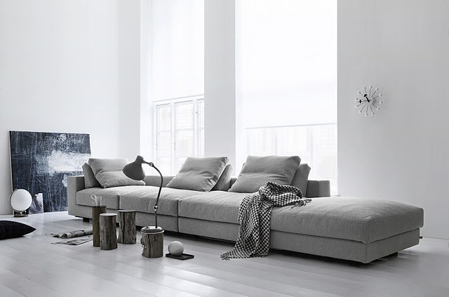 Eilersen Great Pampas sofa... love eilersen sofas (piano, baseline, giga...)