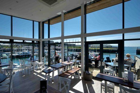 The Dock Restaurant, Plymouth.