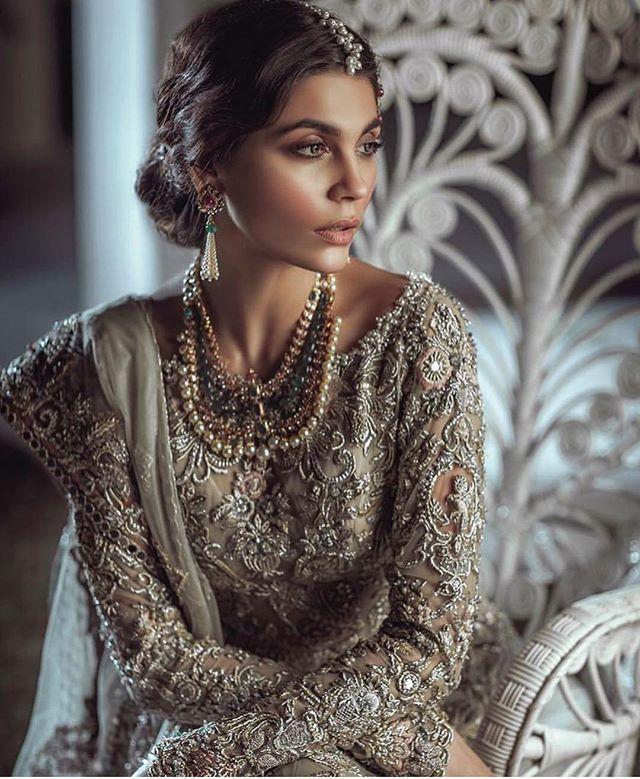 Elan - Palais Indochine Bridal Collection FW16 #bridal #campaign #fashion #pakistanvogue#abdullahharis #elan