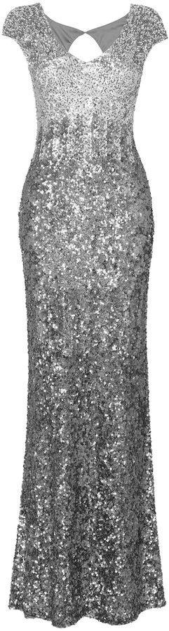 House of Fraser Phase Eight Colette sequin full length dress on shopstyle.com