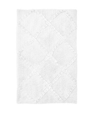 50% OFF Bella Letto Shabby Chic Rug (White)