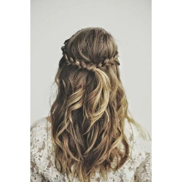 Waves Hair. ❤ liked on Polyvore featuring beauty products, haircare, hair styling tools, hair, hairstyles, beauty and hair styles