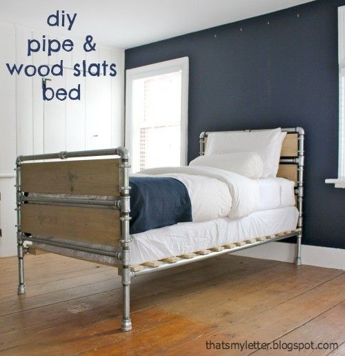 1000 Ideas About Bedroom Frames On Pinterest: 1000+ Ideas About Pipe Bed On Pinterest