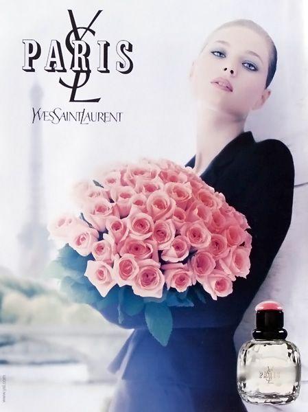 Perfume Paris by Yves Saint Laurent