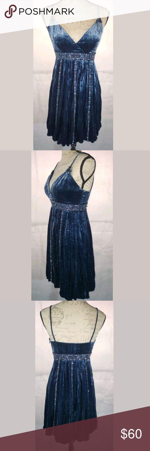 I just added this listing on Poshmark: Sue Wong blue velvet cocktail dress. #shopmycloset #poshmark #fashion #shopping #style #forsale #Sue Wong #Dresses & Skirts