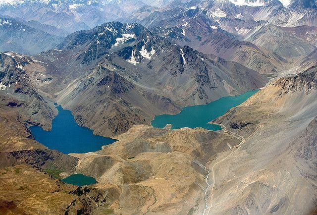 los Andes/Cordillera