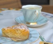 Lemon Tart - very quick to make in the Thermomix.