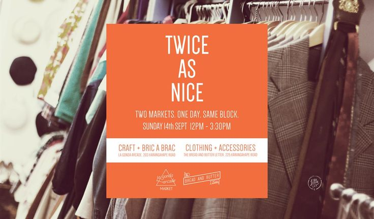 Little Lot | Twice as Nice from The Bread and Butter Letter