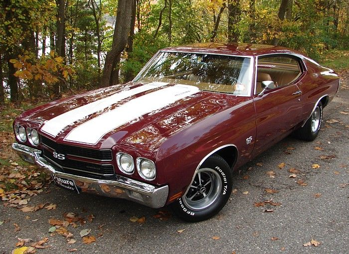 A bit of history on the Chevy Chevelle.