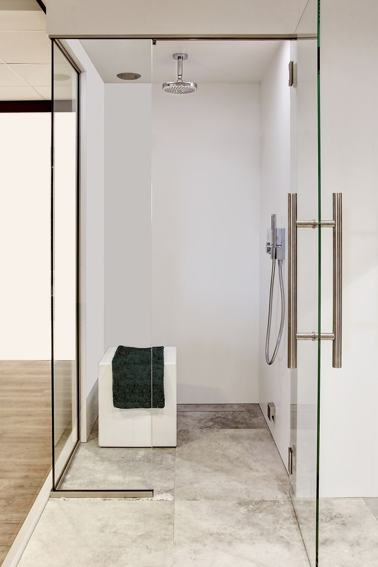 Shower steambath combination made by VSB Wellness
