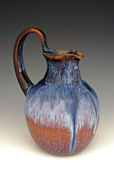 Bill Campbell  I do love the shape, the handle and the glaze is beautiful