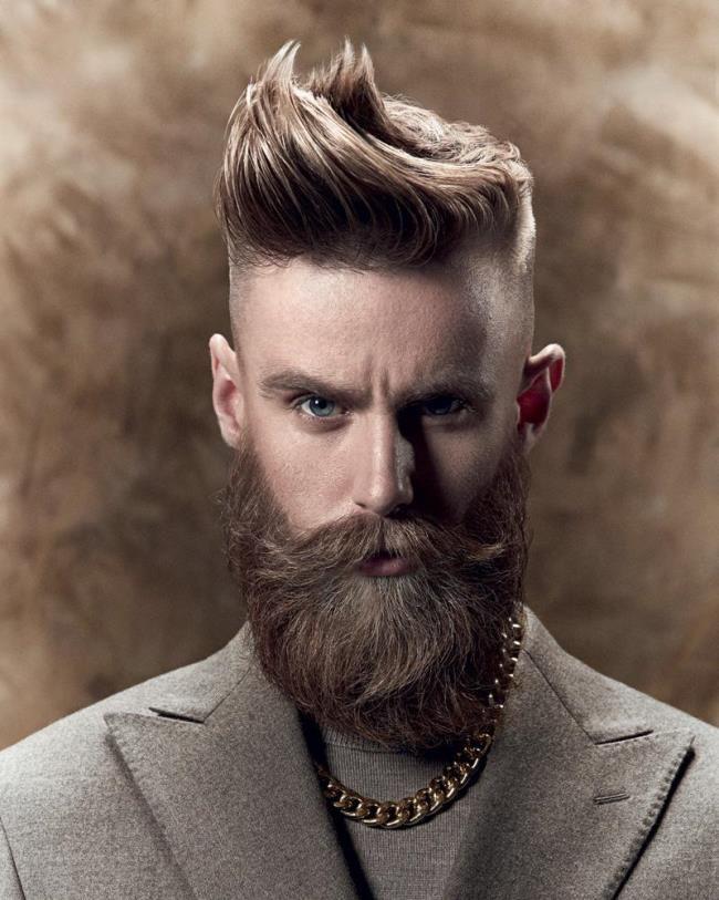 Neueste Frisur Styles für Männer 26 für schönes Aussehen ...