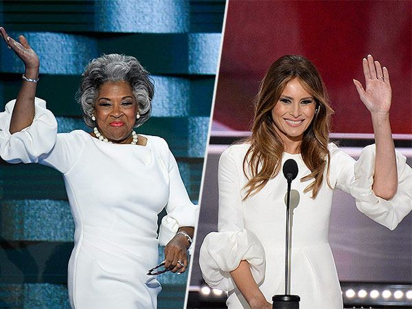 Congresswoman Joyce Beatty's DNC Dress Looks Identical to Melania Trump's RNC Dress - and It's a Historic Fashion Faceof... http://ift.tt/2awzHxE #PeopleStyleWatch #Fashion #Style #CelebrityStyle #Celebs #Celebrities