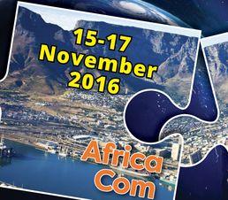 Meet us at AfricaCom 2016