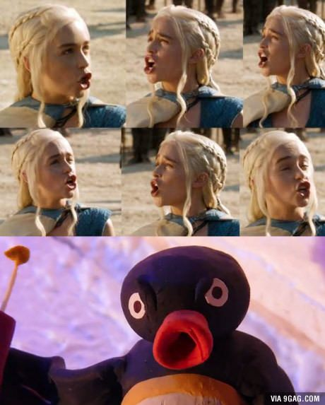 Noot Noot Muther Of Dragonsf**kers!