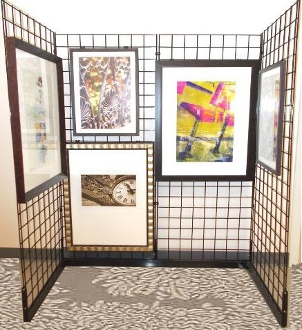 Craft Show and Trade show season is upon us!  If you're looking for some good ideas for grid panel displays check out our blog article!  www.stampsstorefixtures.com/blog.