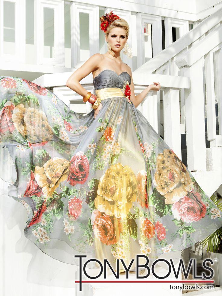 Robes longues - Tony Bols Collection Soirée 2012 - Partie II