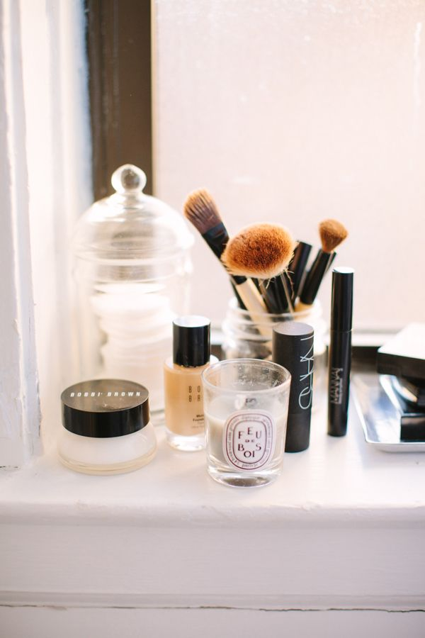Diptyque and Nars.