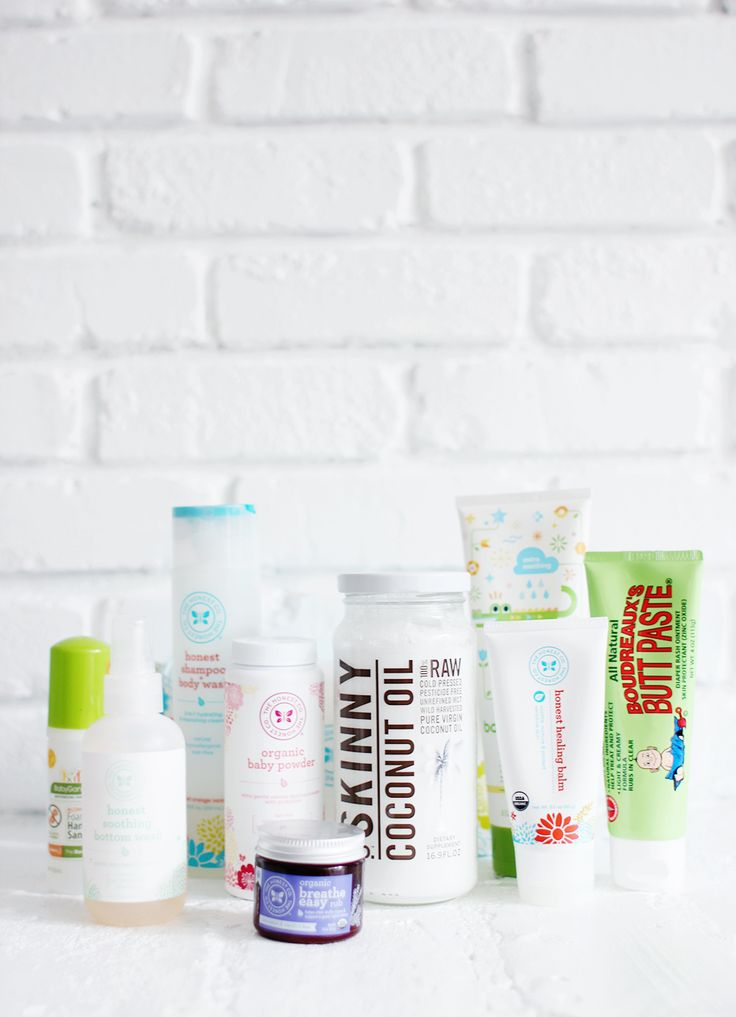Natural baby products review