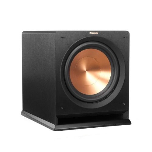 SUBWOOFER (UNIDAD) KLIPSCH RP-112SW. The R-112SW subwoofer lets you feel the impact of your favorite music and movies rather than just hearing them. In fact, its rich, full deep bass will shake you up as soon as you push play. #Subwoofer #Klipsch