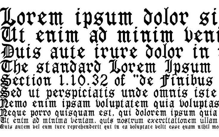London macintosh font 1984 (Laser London or Old London)