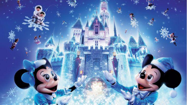 Disneyland | Fond d' écran Disneyland en taille réelle