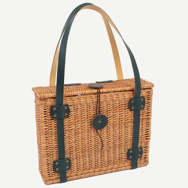 M'as-tu-vu│愛現: Basket Bags from The Conran Shop│到外頭野餐,感受大自然的原始洗滌吧~~ 品牌ROSA MOSA與MUUN於春夏推出的籐編包包!