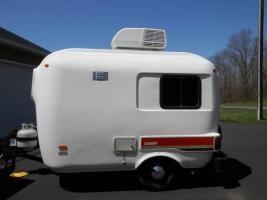 12 best uhaul campers images on Pinterest Vintage campers Tiny