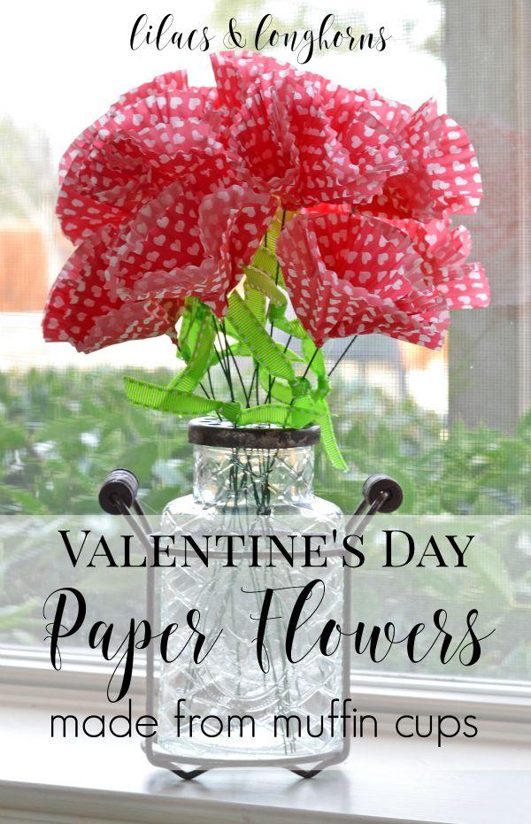 Valentine S Day Paper Crafts