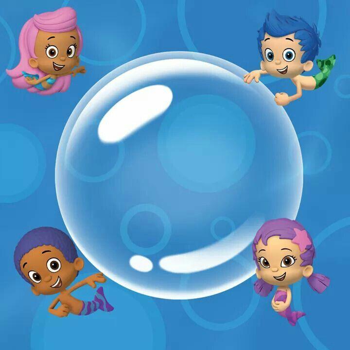 49 melhores imagens de festa bubble guppies no pinterest for Bubbles guppies da colorare