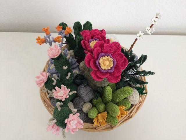 358 best images about crochet cactus on pinterest for Il blog di sam piante grasse