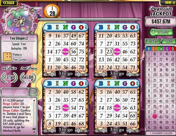 doubledown casino game card pin