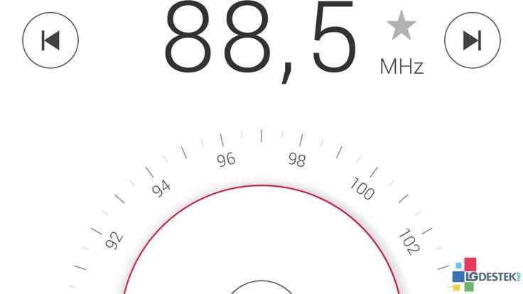 Radyo Neden Çalışmıyor, Radyo Uygulaması Nasıl Akif Edilir?
