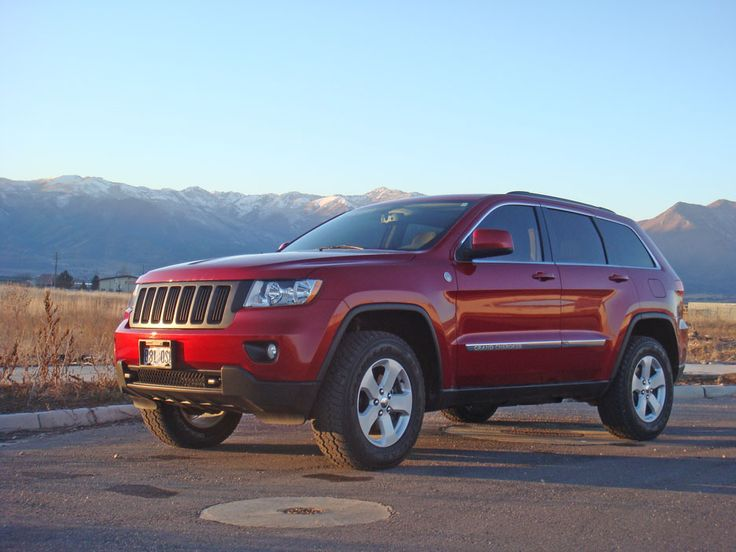 Jeep WK2 Grand Cherokee Leveling Kit
