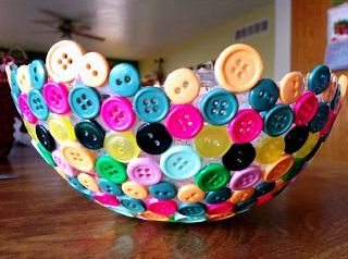 DIY and Ideas with Buttons
