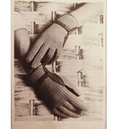 Laimböck crochet gloves