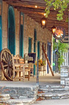 Wimberley, Texas. Small Texas town with a lot of charm. Weekend getaways Texas.