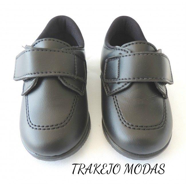 Sapato Social Infantil Preto