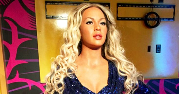 Beyonce's wax figure at Madame Tussauds New York was briefly removed and 'adjusted' amid backlash over the statue's skin tone — read more