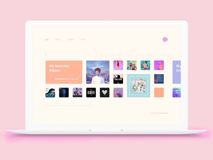 Music collection concept by crisssamson