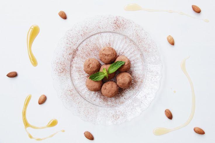 Домашние миндальные марципаны #конфеты #десерт