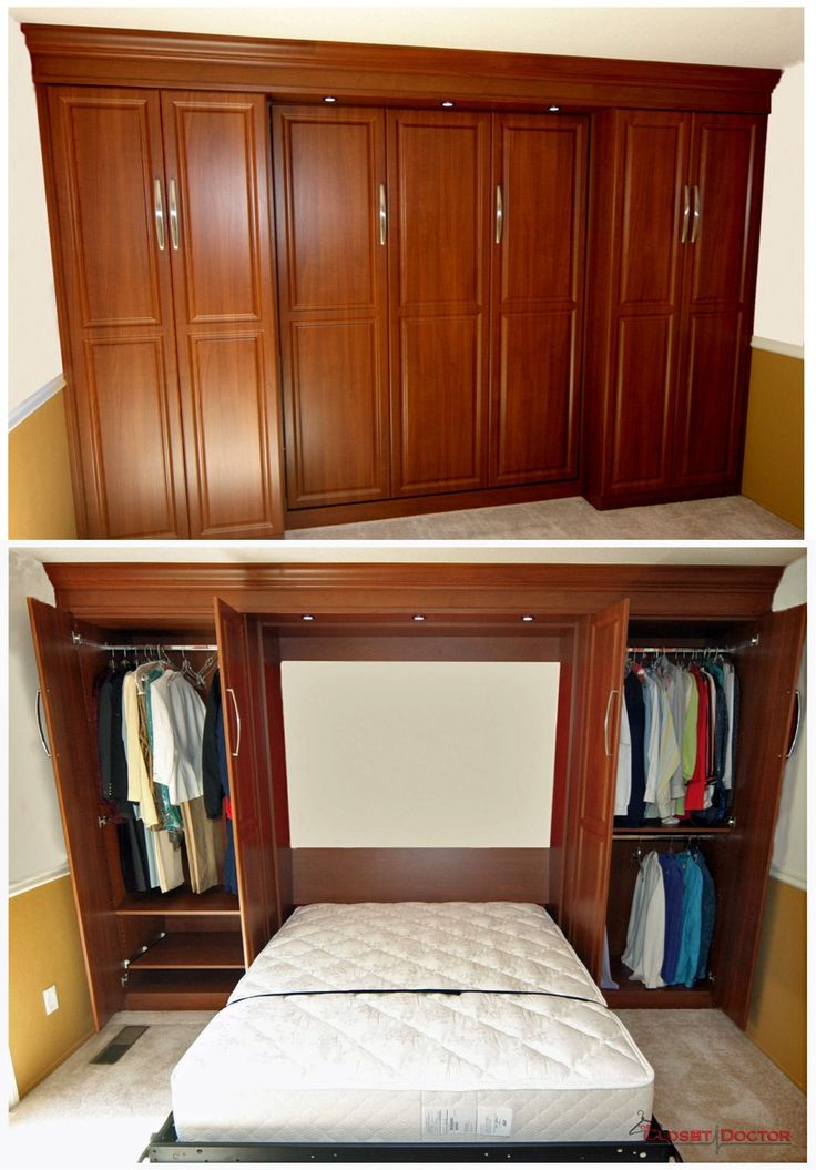 60 Best Murphy Bed Amp Home Office Combo S Images On Pinterest